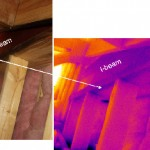 infrared attic for moisture