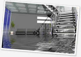 Flood and Water Damage Restoration