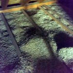 Vermiculite Insulation in Attic