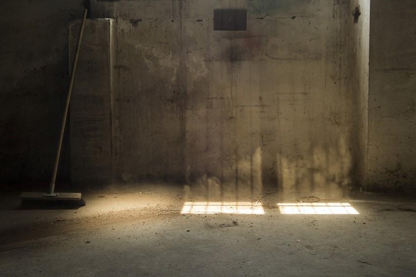 Asbestos in a commericial building