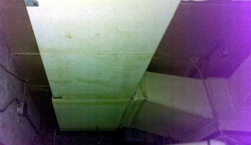 Ducts Containing Asbestos